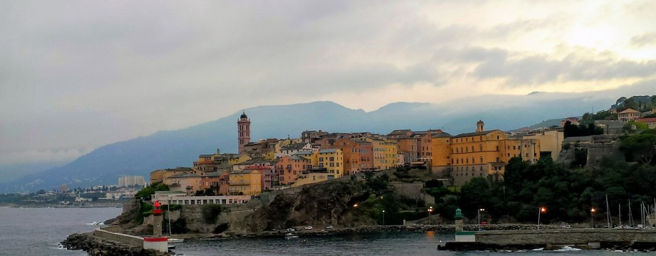 Bastia et le Cap Corse